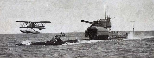 Podmornice u Prvom svetskom ratu
